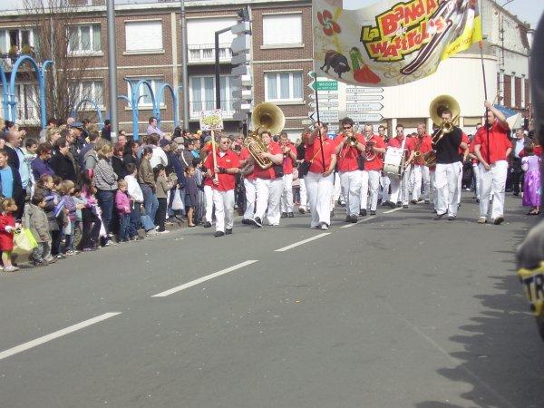 carnaval watrelos