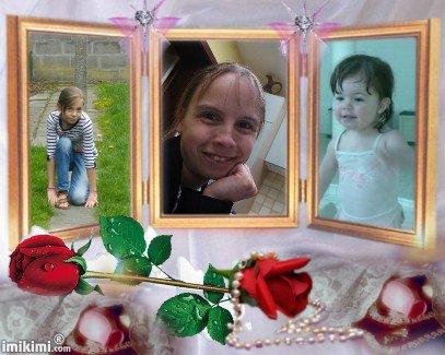 moi et mes filleule