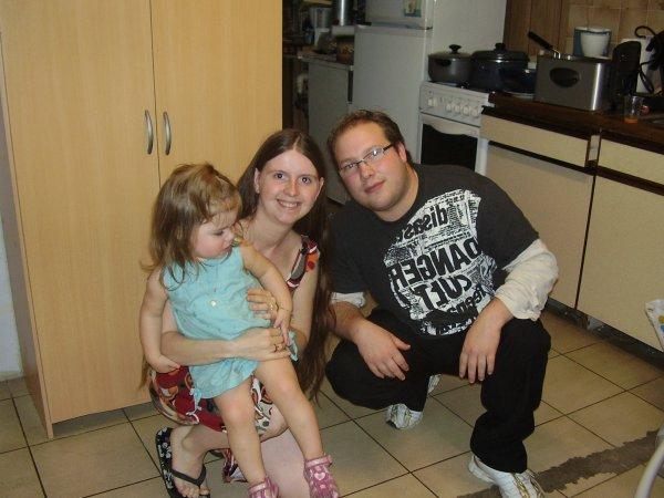 miley et sa famille