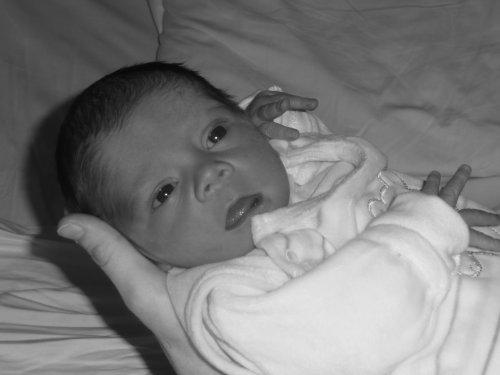 mon neveu Ty né le 15/02/2012