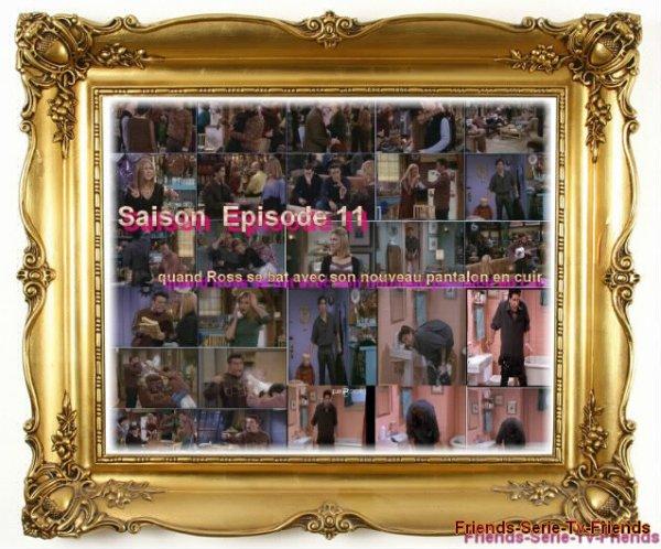 Saison  Episode 11  Celui qui prenait de bonnes résolutions