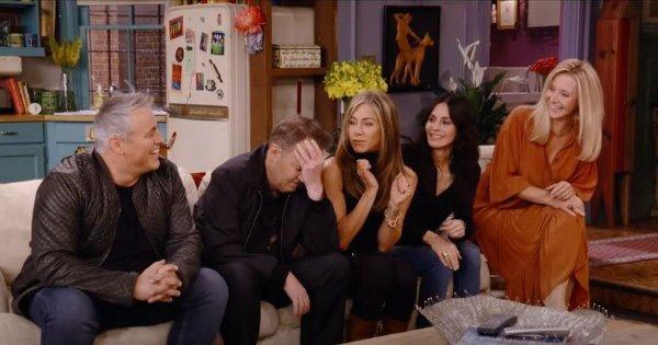 """""""Friends The Reunion 17 ans apres"""
