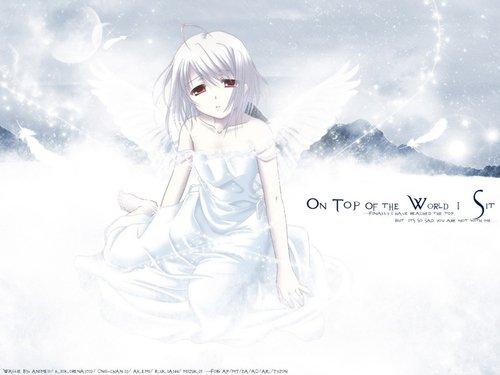 Un Ange Blanc