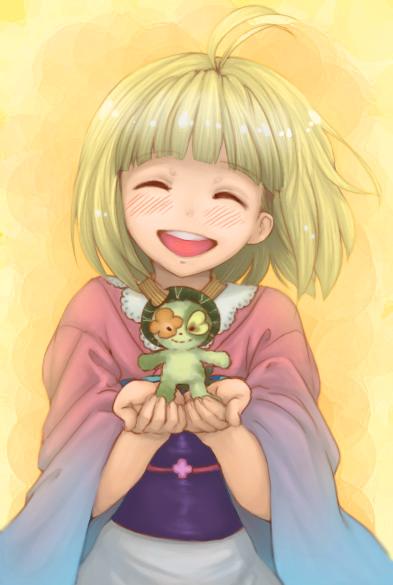 ~ Shiemi Moriyama ~