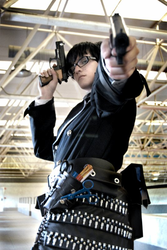 ~ Cosplays Yukio Okumura ~
