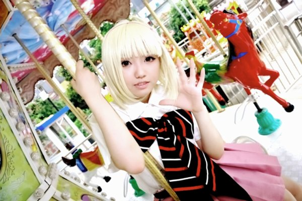 ~ Cosplays Shiemi Moriyama ~