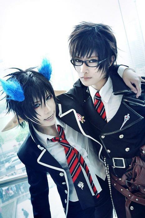 ~ Cosplays Rin & Yukio Okumura ~