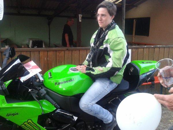 La moto plus qu'une passion !