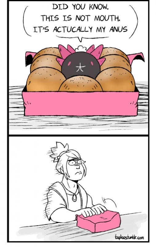 Concombaffe,le Pokémon concombre de mer.