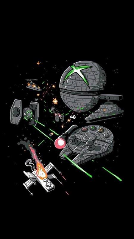 La guerre des consoles.