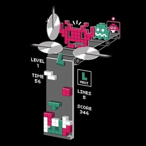 La vérité sur Tetris.
