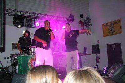 CONCERT DU 23 JUILLET DJ ALF CHPOLO COUSIN HAME DANS LA PLACE