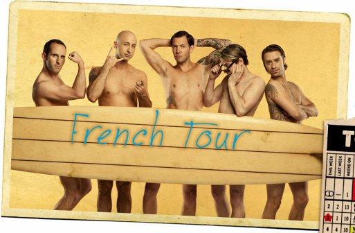 Dates en France ...