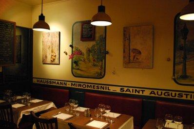 Petite expo restaurant  L'Hunion à Troyes