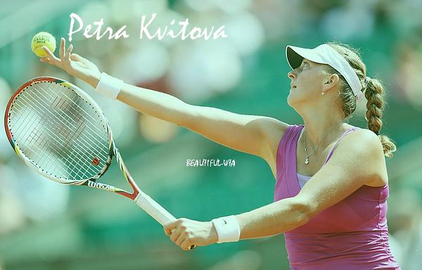 -ARTICLE N°3; Petra Kvitova