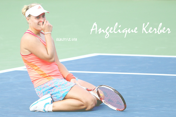 -ARTICLE N°5, Angelique Kerber