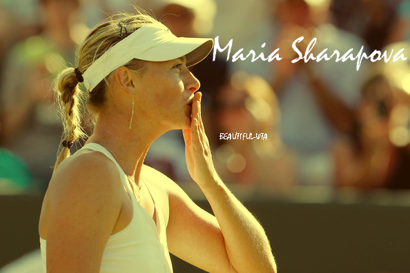 -ARTICLE N°6, Maria Sharapova