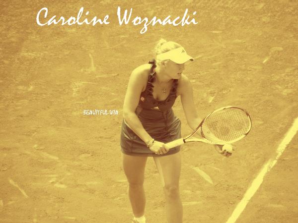 -ARTICLE N°7, Caroline Wozniacki
