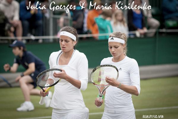 -ARTICLE N°9, Julia Goerges et Maria Kirilenko