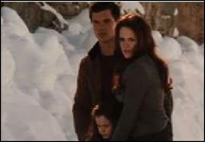 twilight chapitre 4 : Breaking Dawn