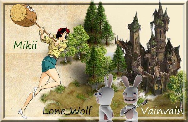 Mikii  vainvain et Lone_Wolf