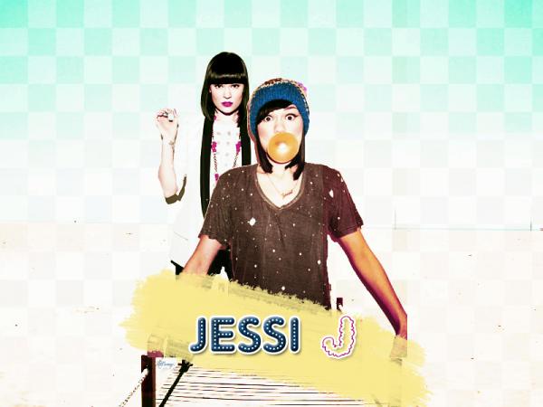 Une nouvelle création sur la talentueuse Jessi J