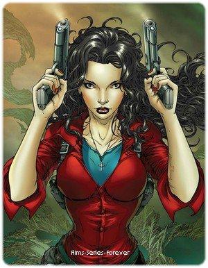 Anita Blake, Tueuse de Vampires