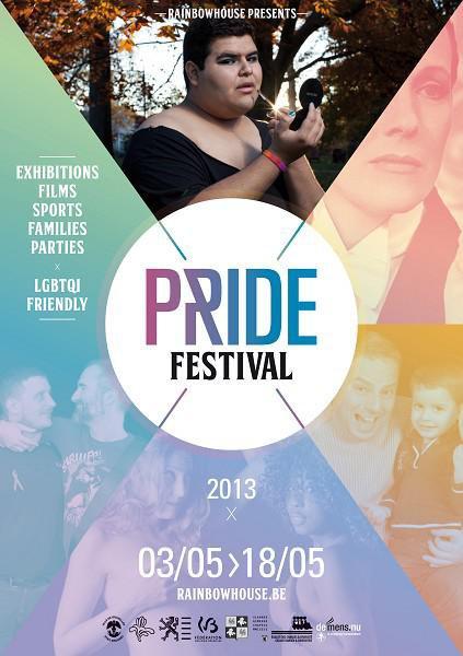 Pride Festival 2013 à Bruxelles