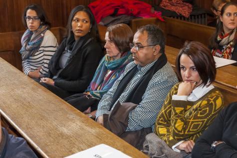 Procès Ihsane Jarfi: l'acte d'accusation révèle une scène extrêmement violente