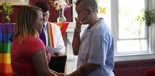 L'église presbytérienne américaine reconnaît le mariage homosexuel