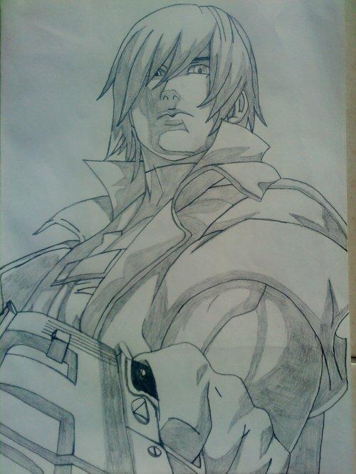 """""""Dante""""dessin"""