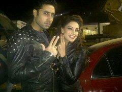 Abhishek et Bipasha
