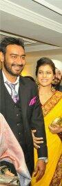 Kajol et Ajay