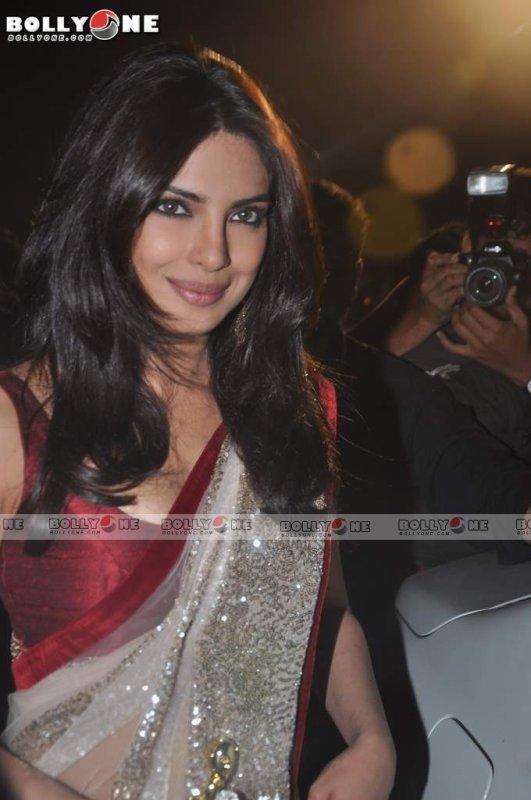 Priyanka at 18th Colors Screen Awards