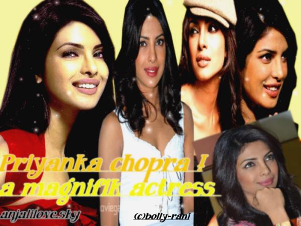 Montage de Priyanka fait par bolly-rani
