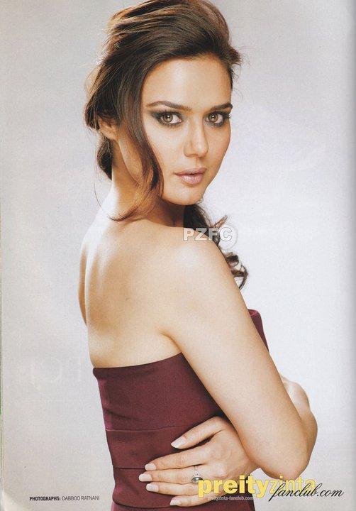 31 janvier : anniversaire de Preity Zinta
