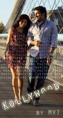 PUB  Un nouveau site sur Kollywood !