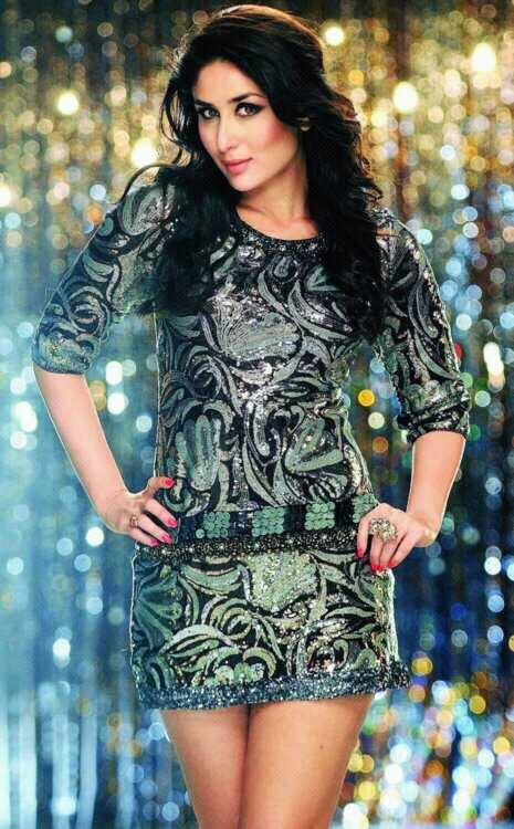 """Kareena Kapoor pour le film """" Heroine """""""