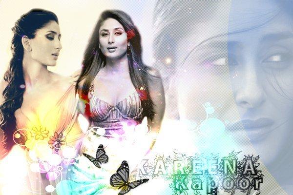 Montage de Kareena Kapoor fait par bolly-creations