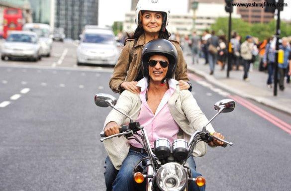 Shahrukh Khan, Anushka Sharma Movie Stills from YRF's Next Movie