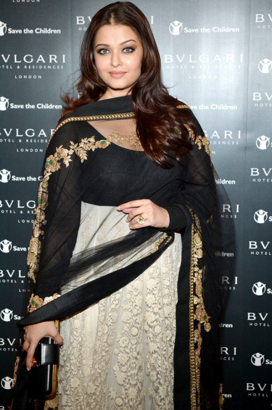 Aishwarya invited at the opening of Bvlgari Hotel in London