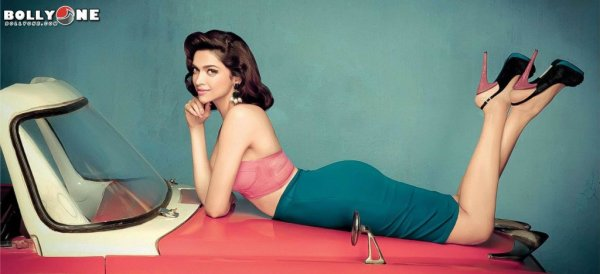 Deepika Padukone Filmfare Magazine January 2013 HQ Pictures