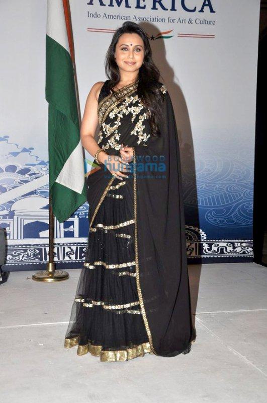 Rani graces Namastey America press conference