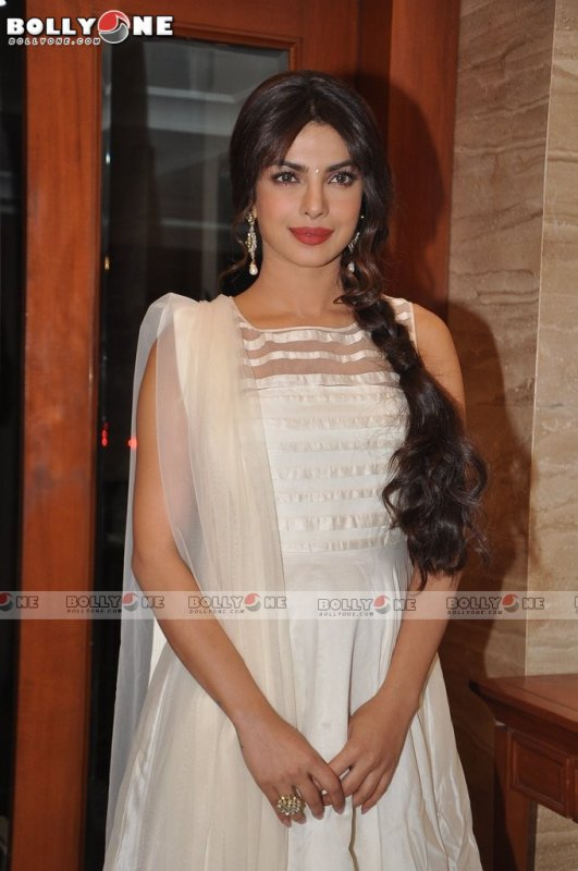 Priyanka Chopra at Deewana Mein Deewana Music Launch