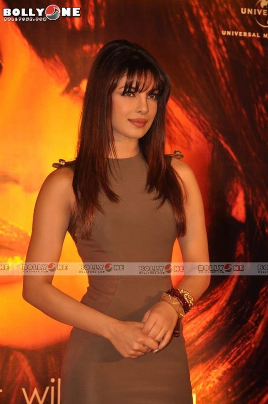 Priyanka Chopra at In My City Promotions