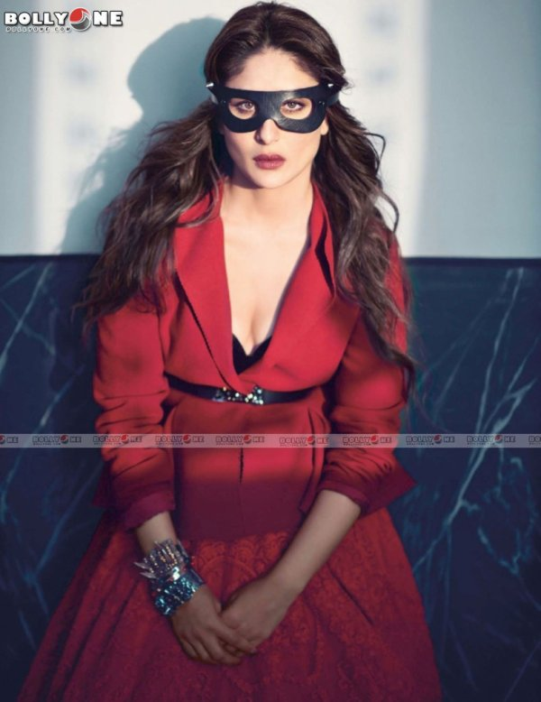 Kareena Kapoor Vogue Magazine February 2013 HQ Pictures