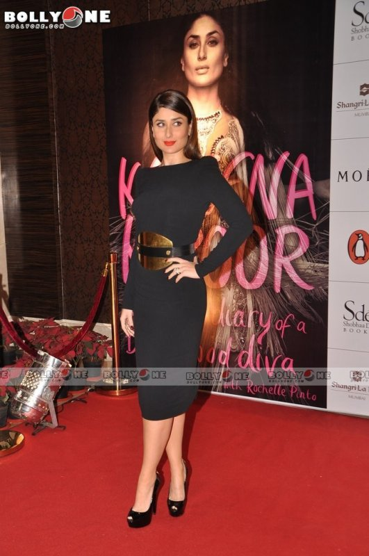 Kareena Kapoor At Her Book The Style Diary Of A Diva Launch