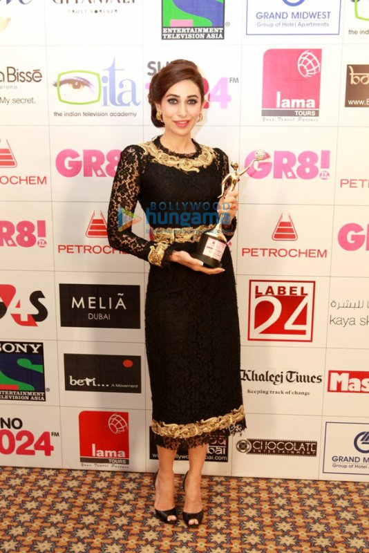 Rani and Karishma Kapoor Women Awards in Dubai
