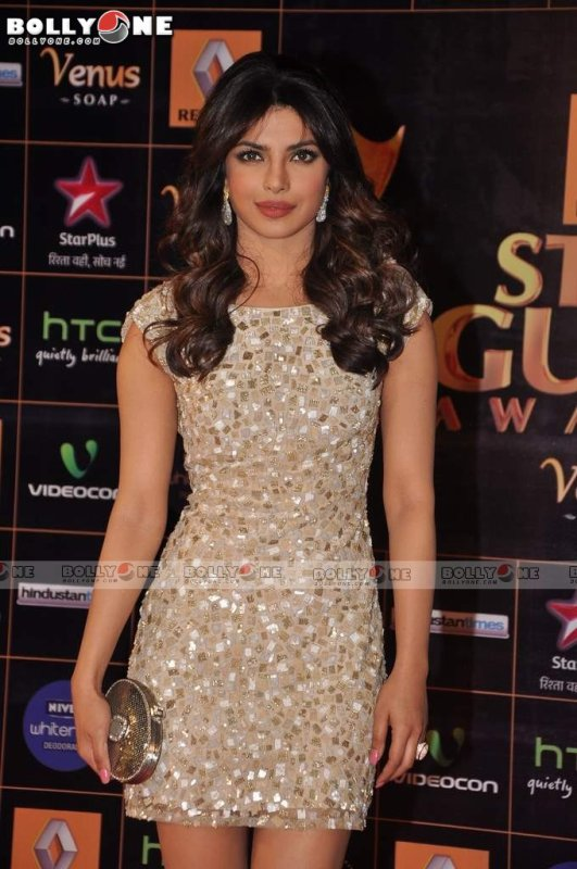 Priyanka Chopra at the Star Guild Awards