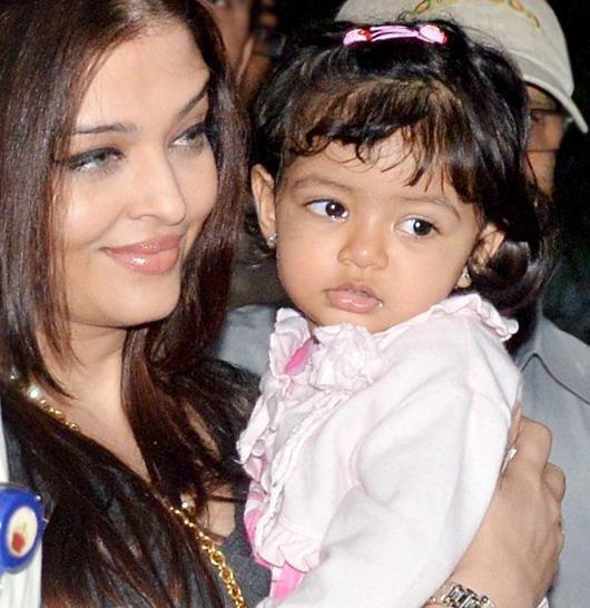 Aish et sa fille
